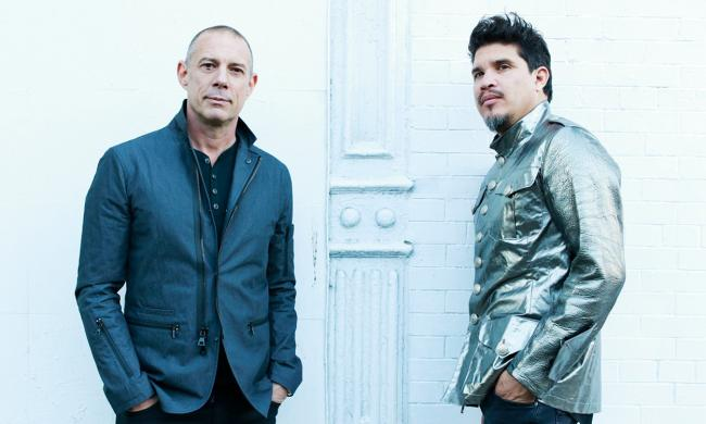 Thievery Corporation will appear live at the Backyard Stage at the Amphitheatre.