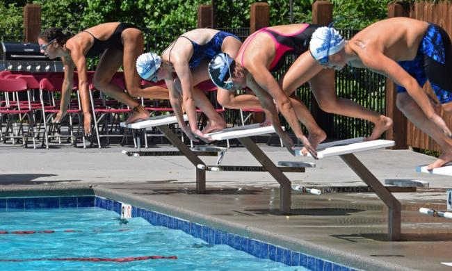 Children ages 6 to 14 will compete in a triathlon Aug. 1, 2021, at the Murabella Amenity Center in St. Augustine, FL.