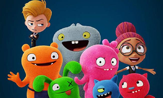 """The St. Johns County Parks and Recreation Department will present a free showing of """"UglyDolls."""""""