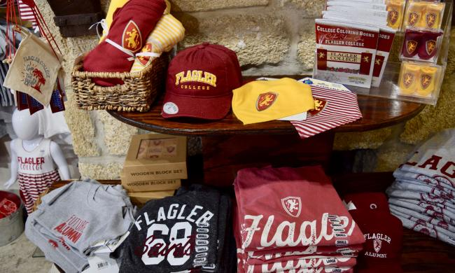 T-shirts & Gifts from Flagler Legacy store in St. Augustine, FL