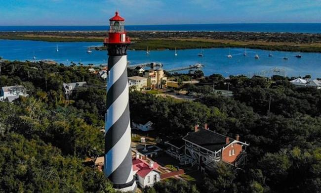 Lighthouse Park in St. Augustine, Florida
