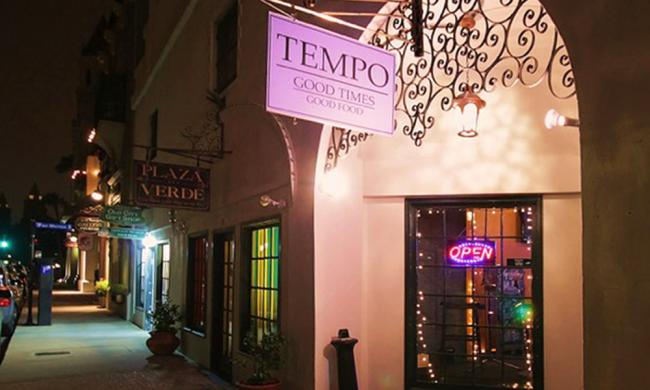 "Tempo Restaurant offers ""good food and good times"" in the heart of St. Augustine's historic district."