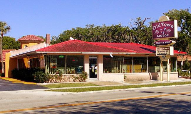 Old Town Liquor provides quality beer, wine, and spirits to downtown St. Augustine.