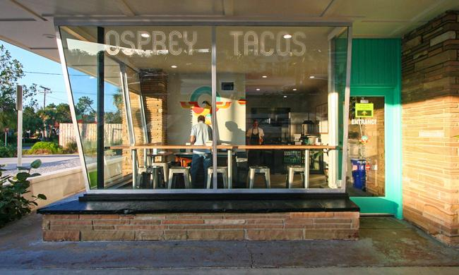 Osprey Tacos offers fresh street tacos in St. Augustine Beach, FL.