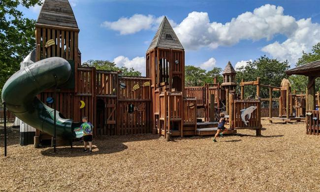 Project SWING is a fully equipped, interactive play area in historic St. Augustine