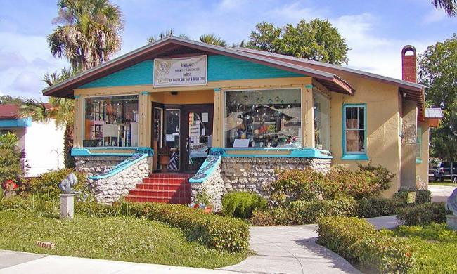Rembrantz offers artsy gifts in downtown St. Augustine, Fl.