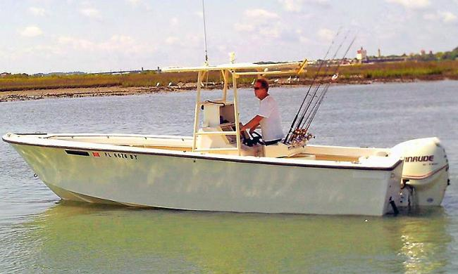 Rodbender fishing charters st augustine fl for St augustine fishing charters