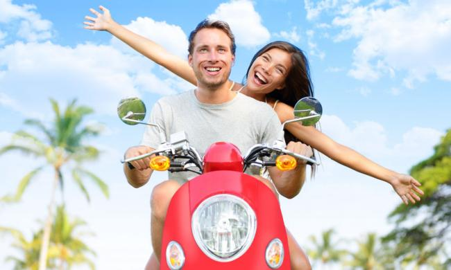 Rent a bike or scooter or take a guided tour with St. Augustine Bike Rentals.
