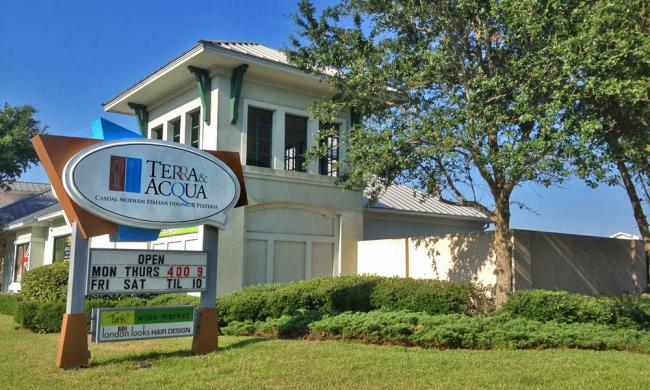 Terra & Acqua brings the flavors of Tuscany to St. Augustine, FL.
