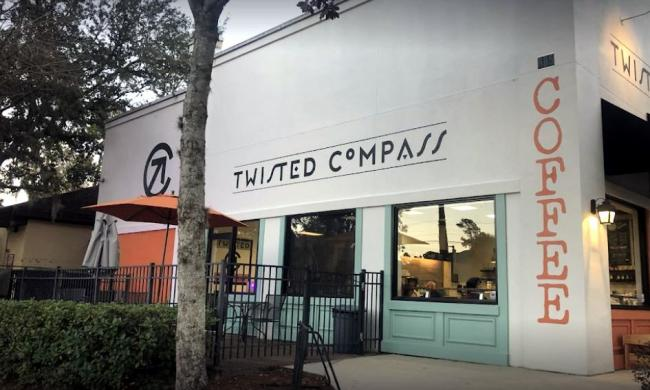 The Twisted Compass Brewing Co., located in the Northwest Corner of St. John's County.