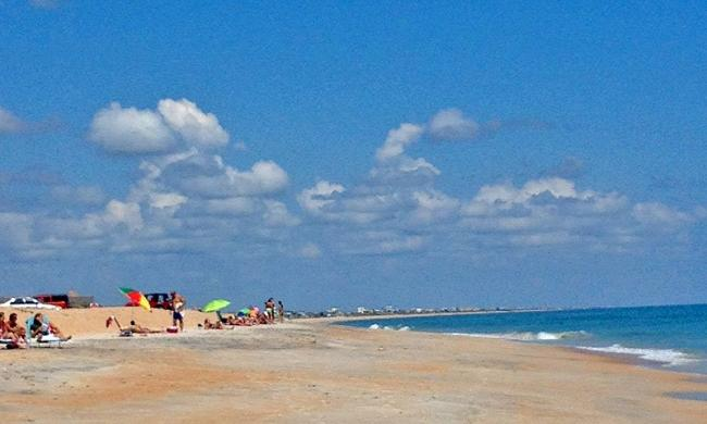 Vilano Beach is one of St. Augustine's best-kept secrets.