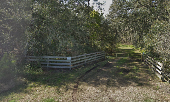 Yarborough tract at the Deep Creek Conservation Are