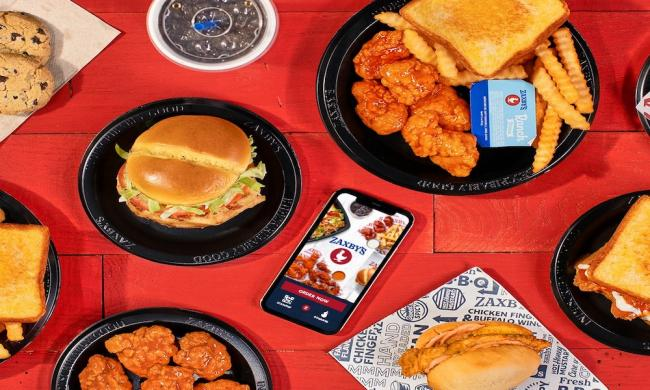 Zaxby's in St. Augustine features a large variety of chicken meals.