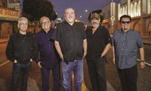 Los Lobos will perform at the Ponte Vedra Concert Hall.