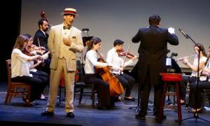 Enjoy the sounds of authentic ragtime music at this EMMA concert.