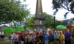 Enjoy a historically accurate tour of the nation's oldest city with Tour St. Augustine