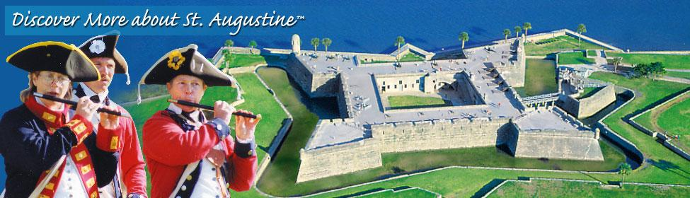 Discover More about St. Augustine, FL