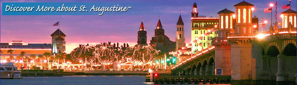 St Augustine Fl Vacation Amp Travel Guide