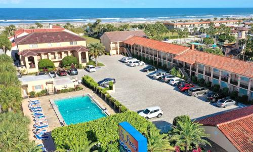 La Fiesta Ocean Inn & Suites in St. Augustine Beach.
