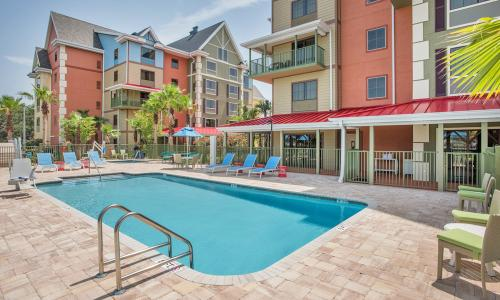 TRYP by Wyndham Sebastian St. Augustine offers comfortable overnight accommodations in St. Augustine.
