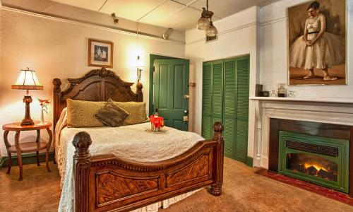 Room at the St. Francis Inn in St. Augustine