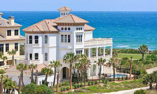 Places To Stay Oceanfront St Augustine Beach Florida