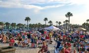 Music By the Sea concerts in 2020 will be restricted to 250 people via a ticket lottery.