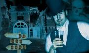 This is the olriginal Haunted Pub Tour in St. Augustine.