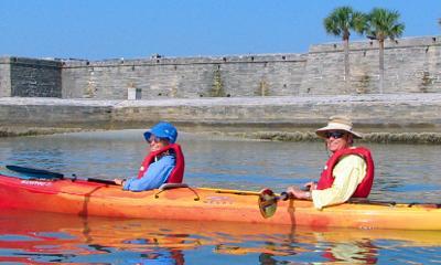 St. Augustine's Recreational Activities