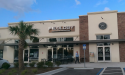 Outside of Pieology in Ponte Vedra, Florida