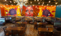 Inside La Catrina Tacos and Tequila Bar in St. Augustine, Florida