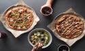 Pizza and Salad at Pieology in Ponte Vedra, Florida