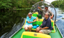 Airboat tours with Sea Serpent Tours in St. Augustine, Florida