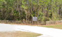 Entrance to Gourd Island trail in St. Johns County