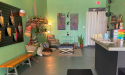Inside Blue Cypress Yoga in Ponte Vedra, Florida