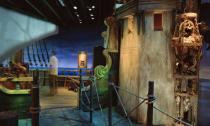inside pirate museum