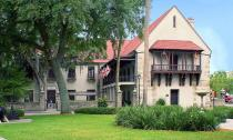 The Government House presents a yearly exhibit that focuses on one aspect of St. Augustine's history.