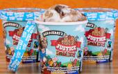 Packed ice cream from Ben & Jerry's at Nocatee