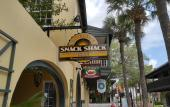 Say Cheese! Snack Shack is in the heart of St. Augustine's historic district.