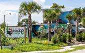 The Village Garden Food Truck Park on Anastasia Island in St. Augustine.