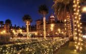 Nights of Lights is an annual festival of holiday lights in St. Augustine.