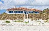 Vacation rental on the beach in St. Johns County, Florida