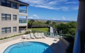 Bermuda Run pool and view at Resort Rentals in St. Augustine Beach, Florida