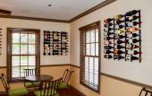 Bin 39 Wine Bar in St. Augustine, Florida, offers tastings of fine wines from Sonoma and Napa Valleys.