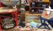 Inside Anastasia Bizarre Bazaar in St. Augustine, FL.