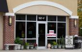 The entrace for the new Casa Benedetto's in St. Augustine.