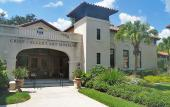 The Crisp-Ellert Art Museum is located on the Flagler College campus in St. Augustine, Florida.