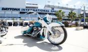 Bike Week at Daytona International Speedway in Daytona Beach, FL.