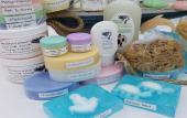 Earth friendly body products at Dazzlin' Sea Cows in St. Augustine, FL