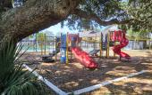 The playground in Eddie Vickers Park in St. Augustine's Lincolnville neighborhood.